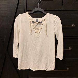 Old Navy mid sleeve tee